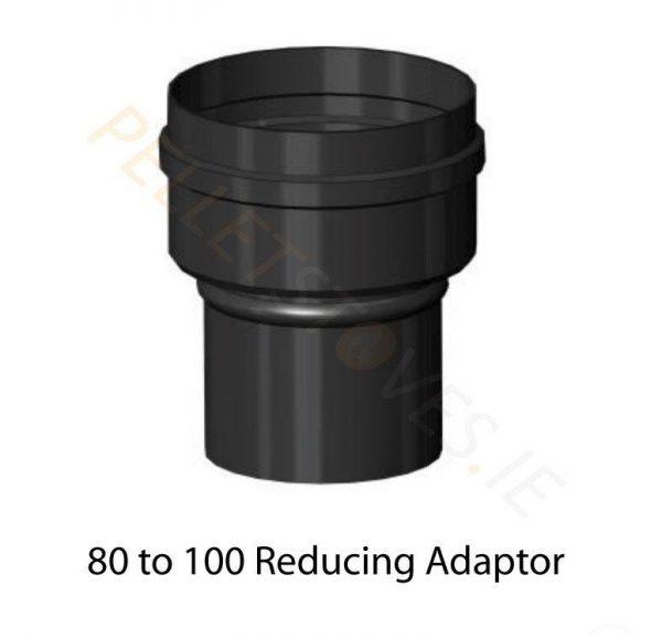Reducing Adaptor 100mm to 80mm