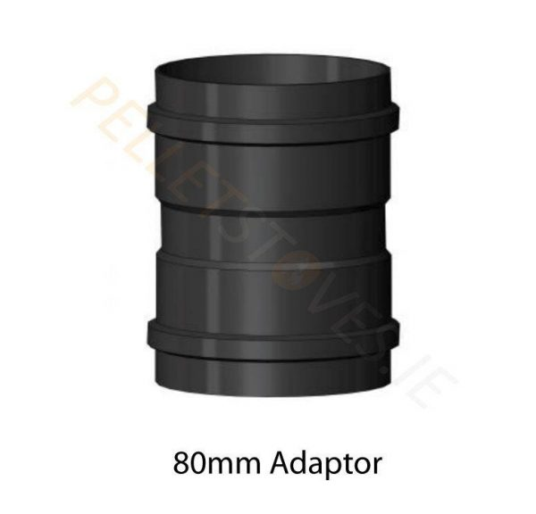 80mm female to female Adaptor