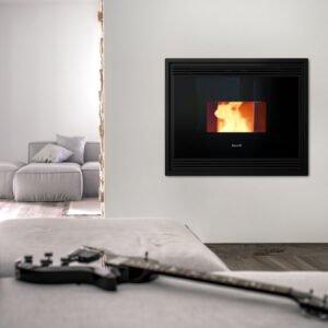 RBH 200 insert wood pellet boiler stove