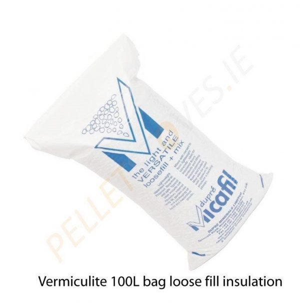 Vermiculite V4 grade backfill - 100L bag